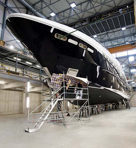 Economic impact study, Superyacht industry