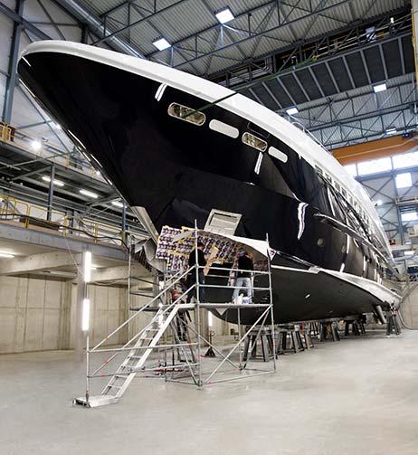 Economic impact study, Superyacht industry