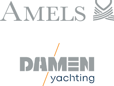 Damen Yachting logo