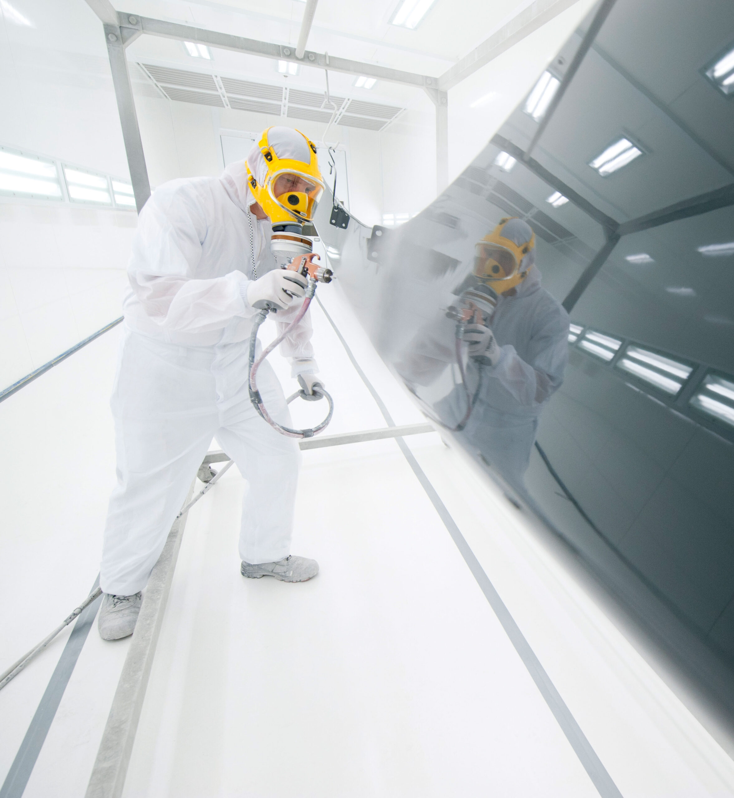 RMCI, coating inspector