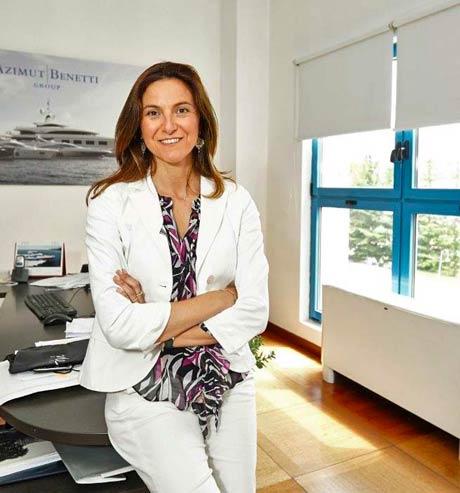 Giovanna Vitelli, SYBAss, board member, Benetti